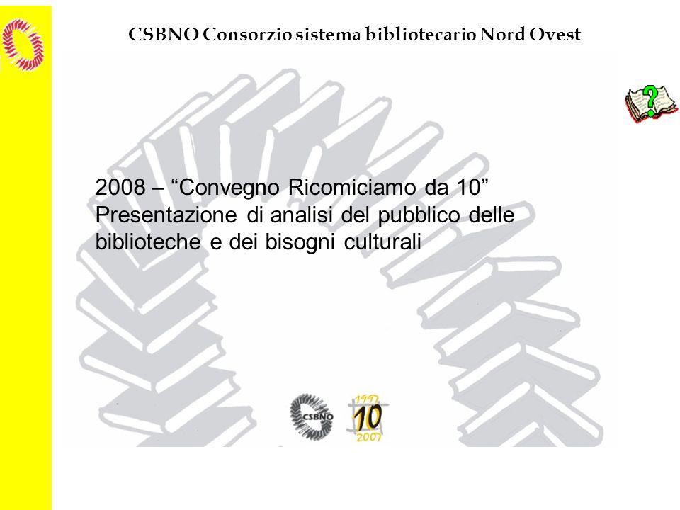 2008 – Convegno Ricomiciamo da 10