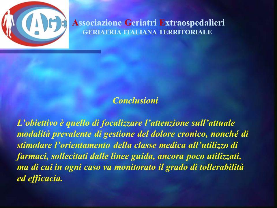 Associazione Geriatri Extraospedalieri