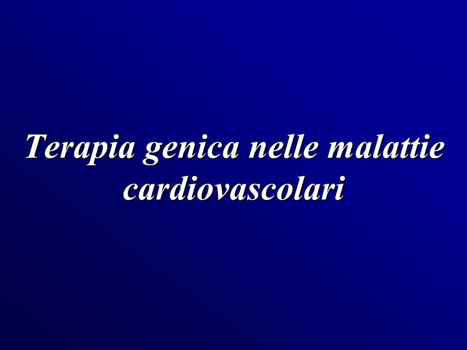 Terapia genica nelle malattie cardiovascolari