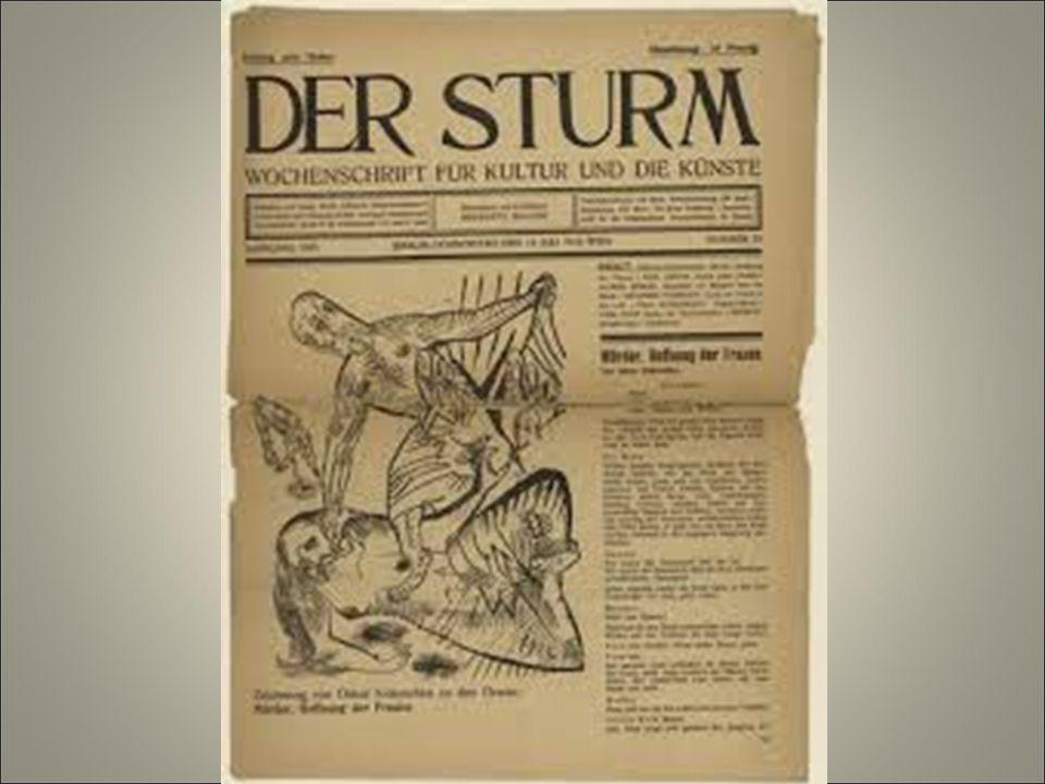 Berlino Fondata da walden nel 1910 con omonima galleria