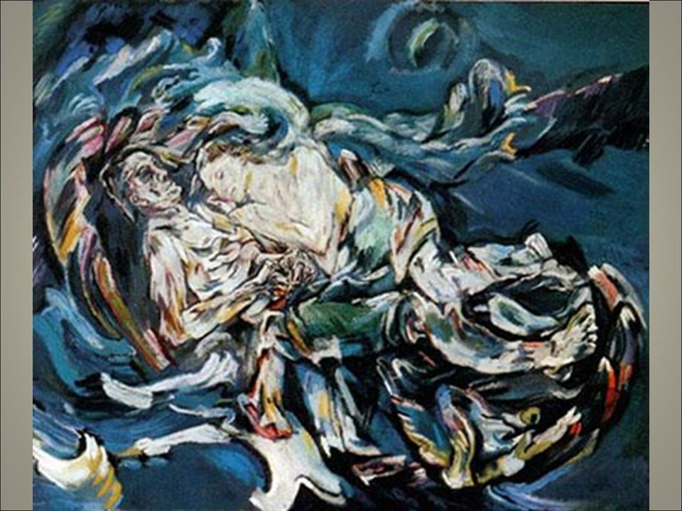 Koko sposa nel vento la tempesta 1914 capolavoro