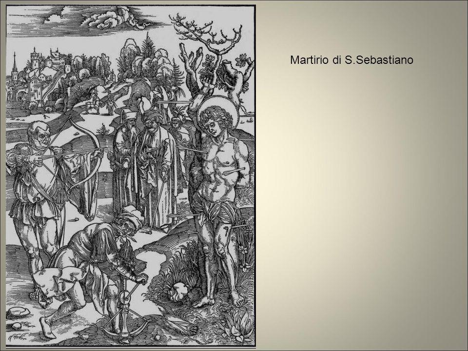 Martirio di S.Sebastiano