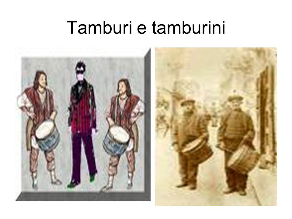 Tamburi e tamburini 6