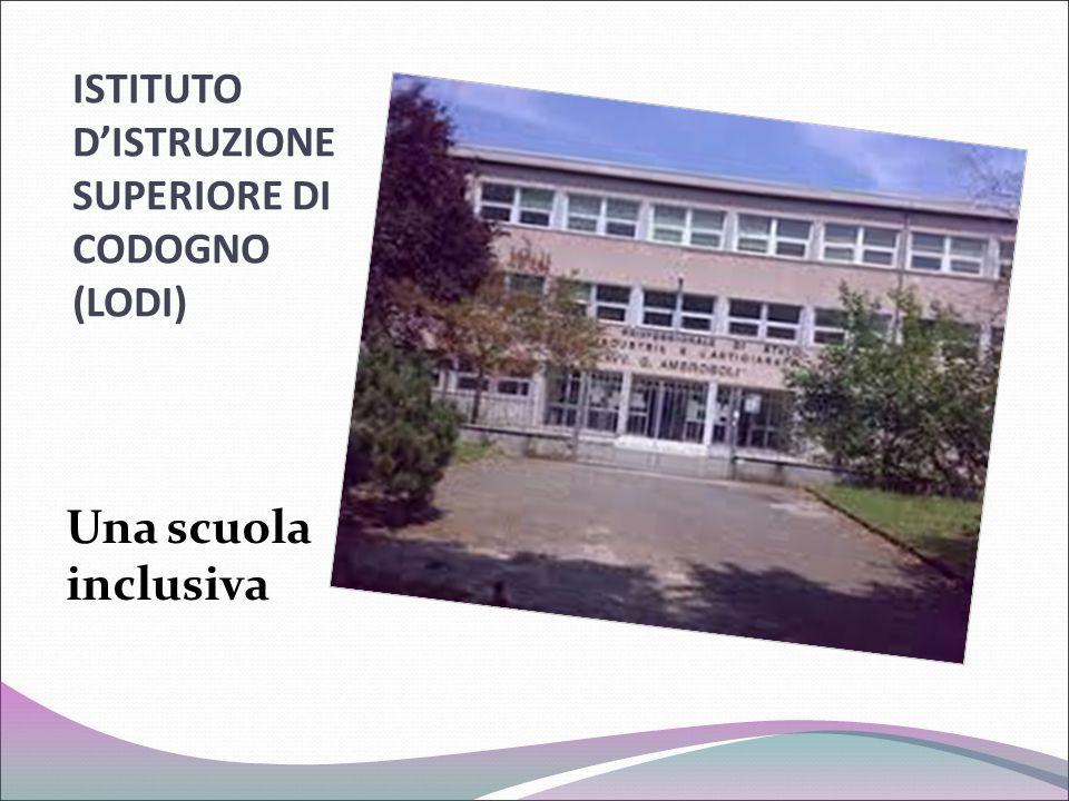 ISTITUTO D'ISTRUZIONE SUPERIORE DI CODOGNO (LODI)