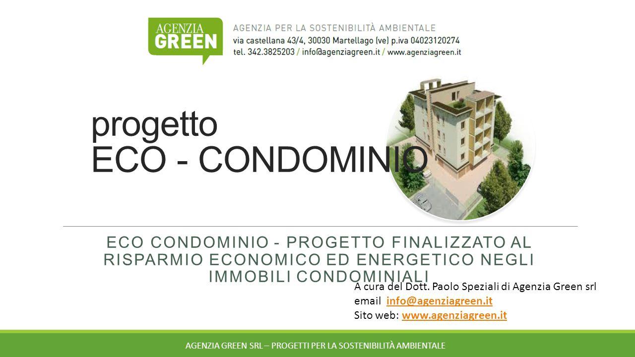 progetto ECO - CONDOMINIO