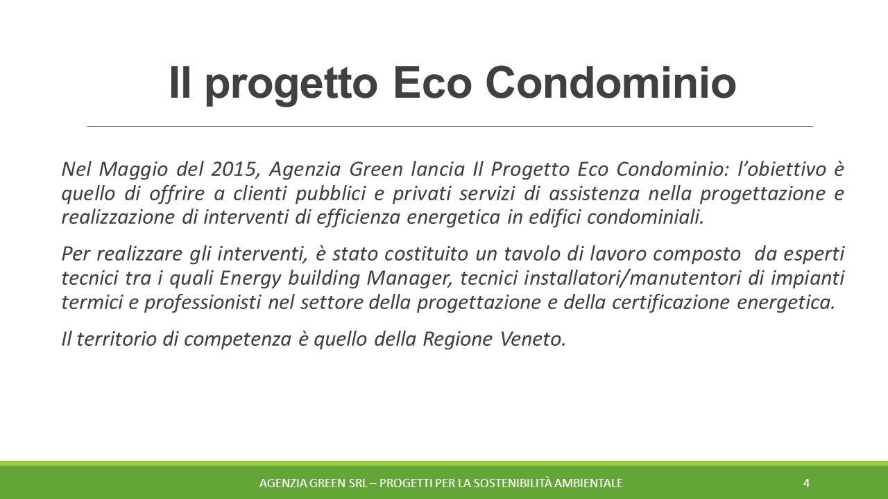 Il progetto Eco Condominio
