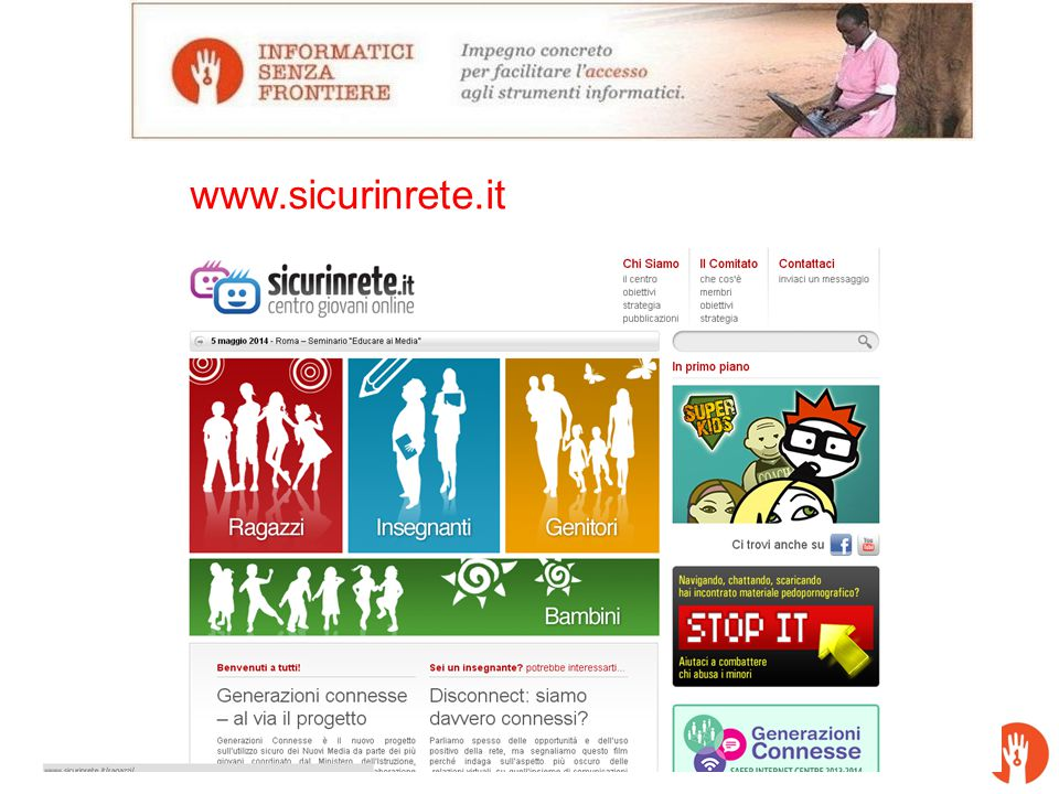 www.sicurinrete.it