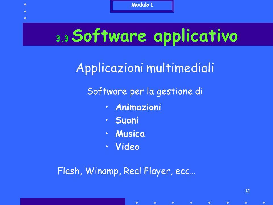 Applicazioni multimediali