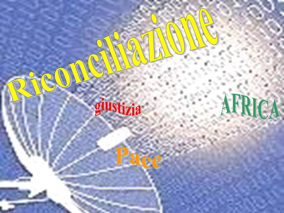 Riconciliazione AFRICA giustizia Pace