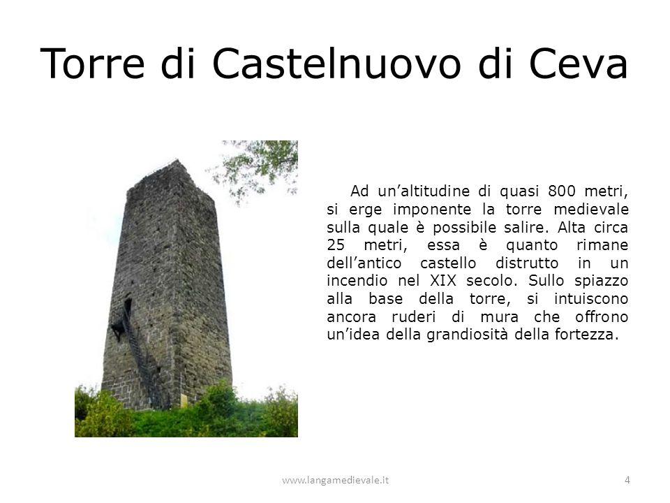 Torre di Castelnuovo di Ceva