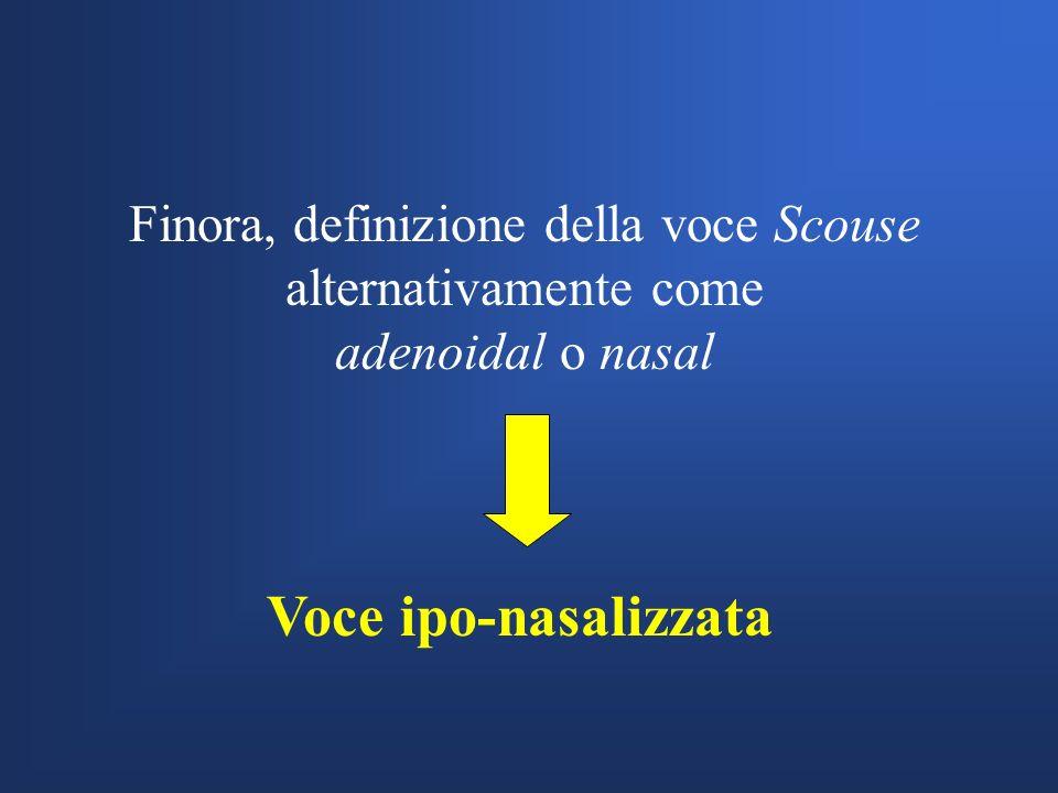 Voce ipo-nasalizzata Finora, definizione della voce Scouse