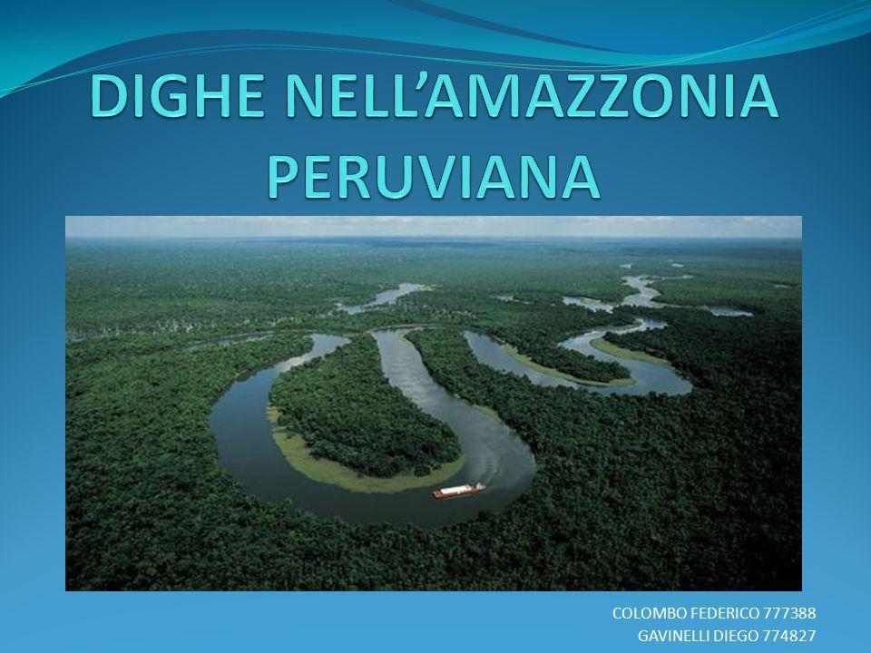 DIGHE NELL'AMAZZONIA PERUVIANA