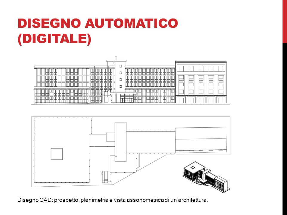 DISEGNO AUTOMATICO (digitale)