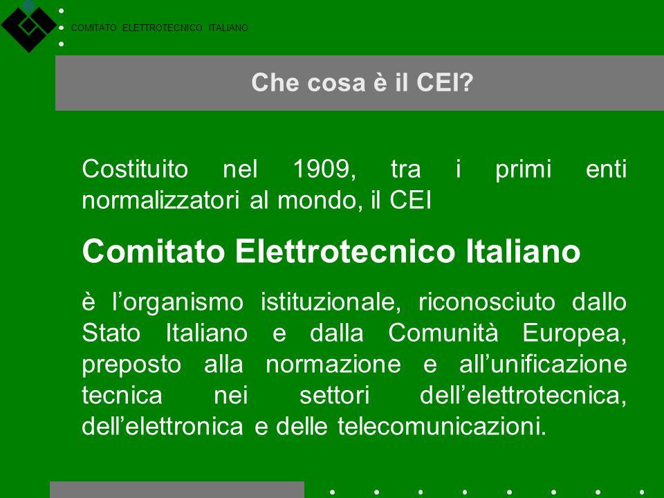 Comitato Elettrotecnico Italiano