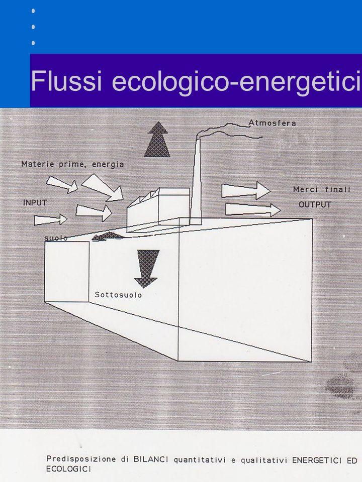 Flussi ecologico-energetici