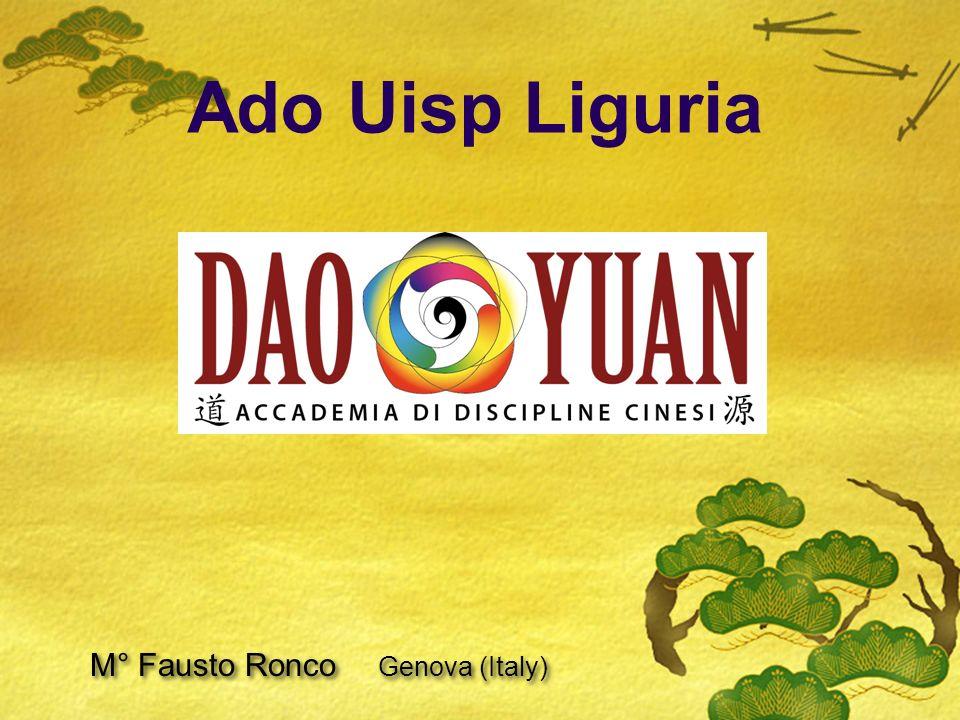 Ado Uisp Liguria M° Fausto Ronco Genova (Italy)