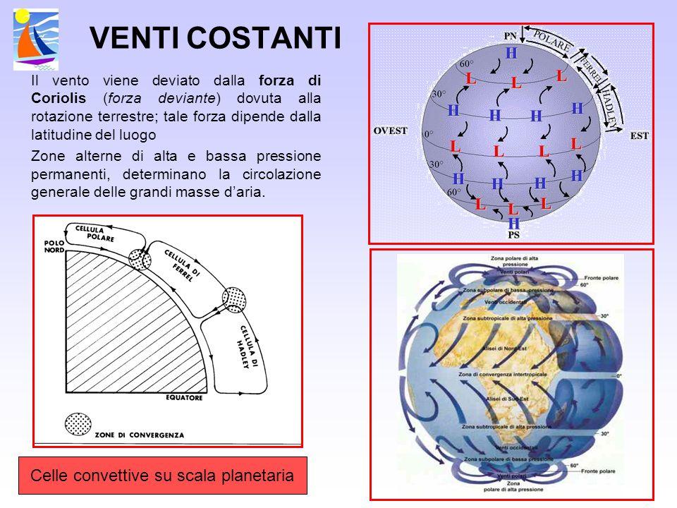 Celle convettive su scala planetaria