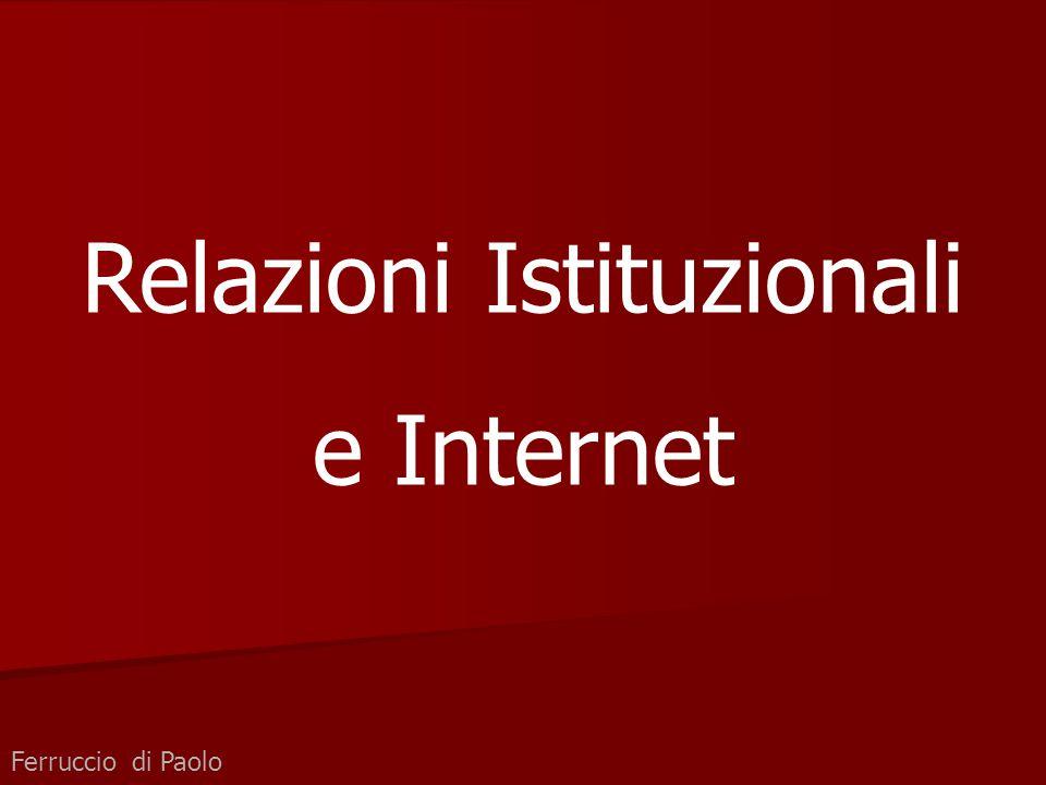 Relazioni Istituzionali