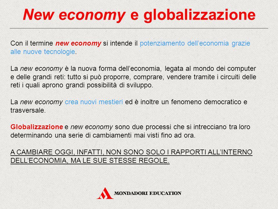 New economy e globalizzazione