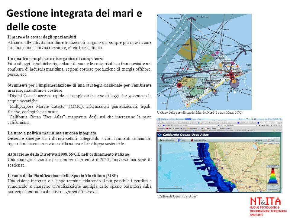 Gestione integrata dei mari e delle coste