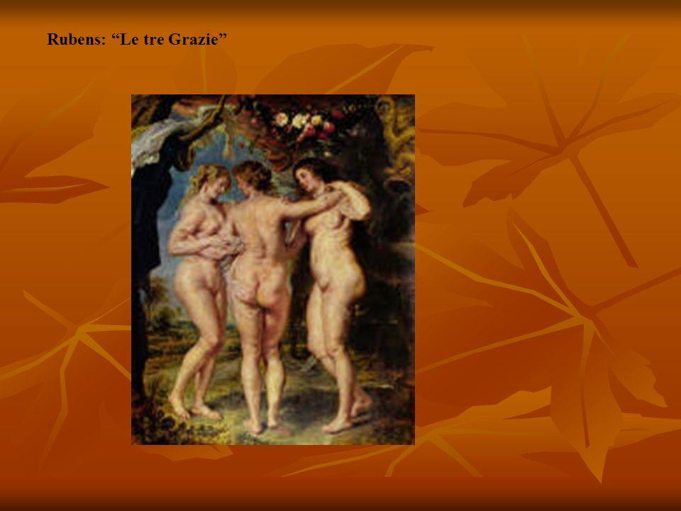 Rubens: Le tre Grazie