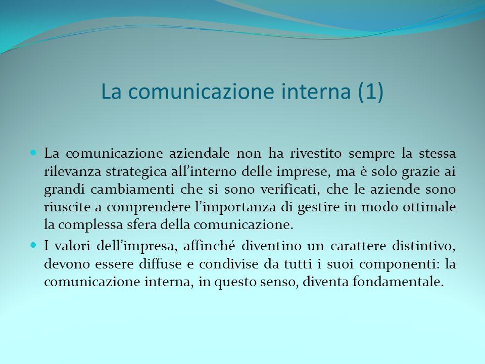 La comunicazione interna (1)