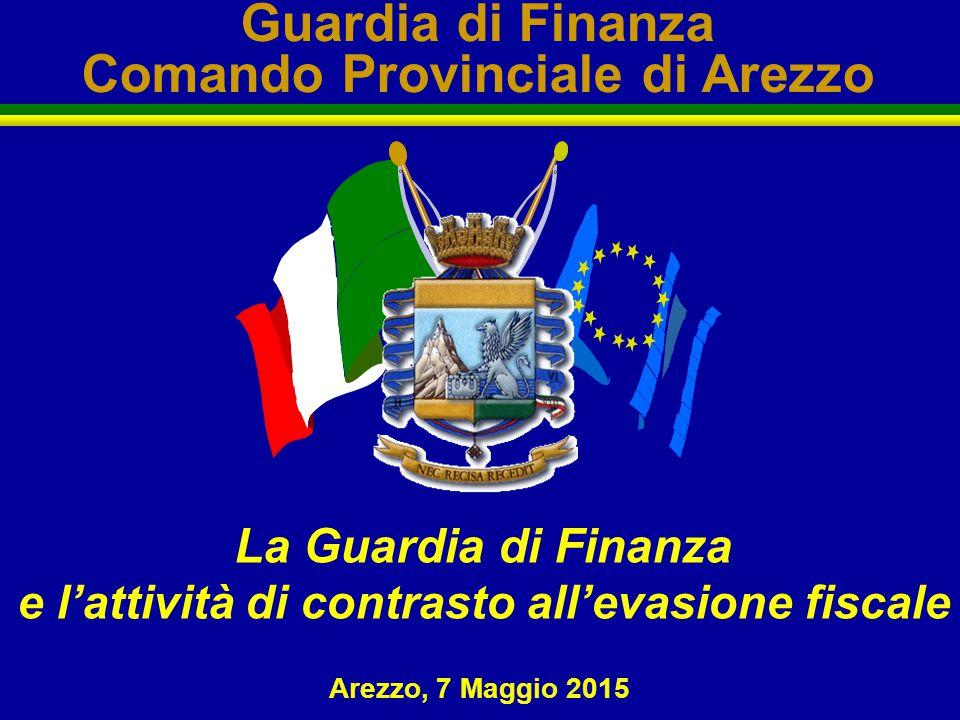 Guardia di Finanza Comando Provinciale di Arezzo