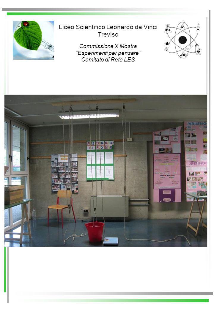 Liceo Scientifico Leonardo da Vinci Treviso Commissione X Mostra