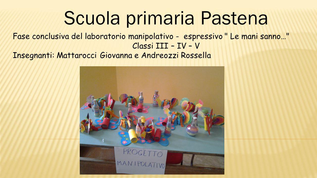 Scuola primaria Pastena