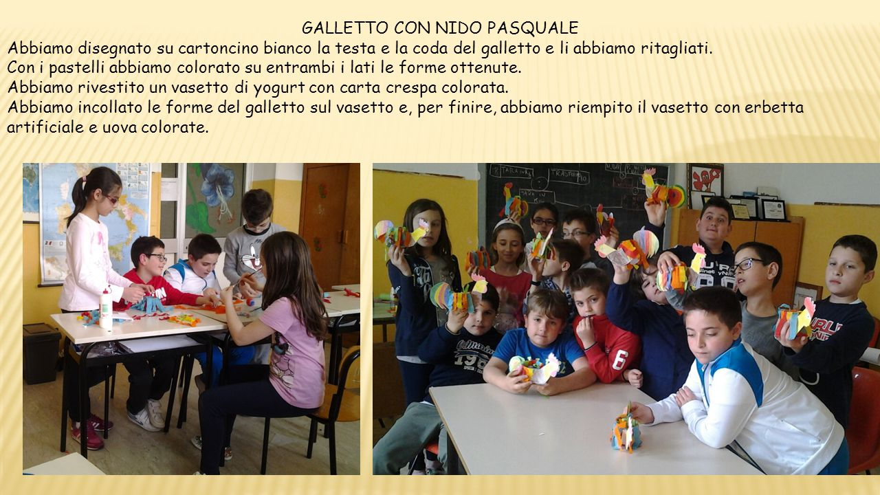 GALLETTO CON NIDO PASQUALE