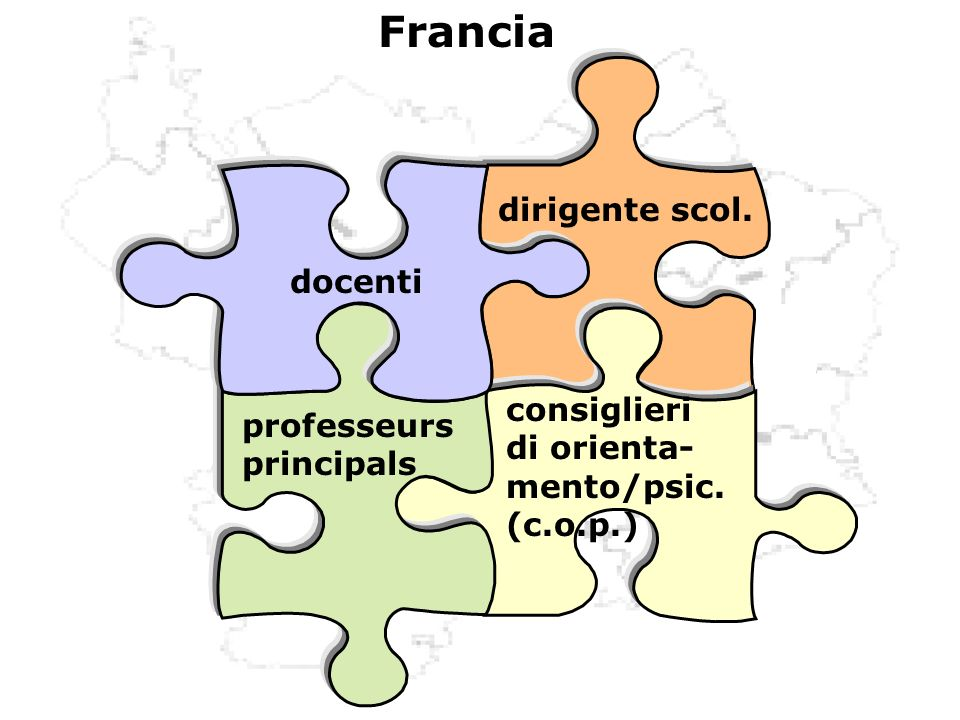 Francia dirigente scol. docenti