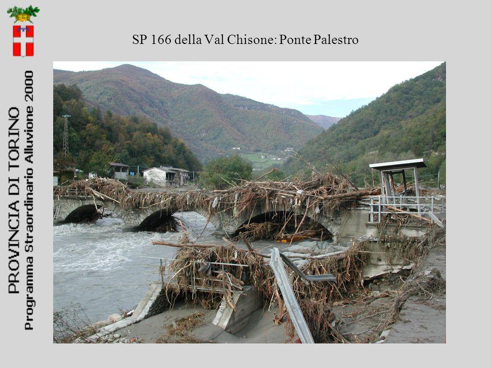 SP 166 della Val Chisone: Ponte Palestro