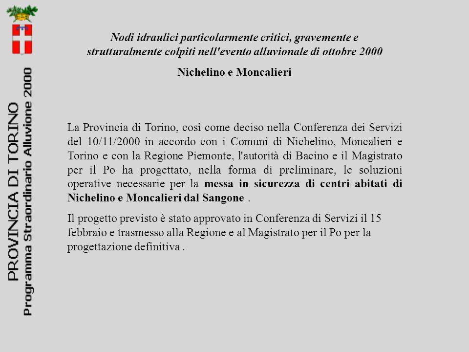 Nichelino e Moncalieri