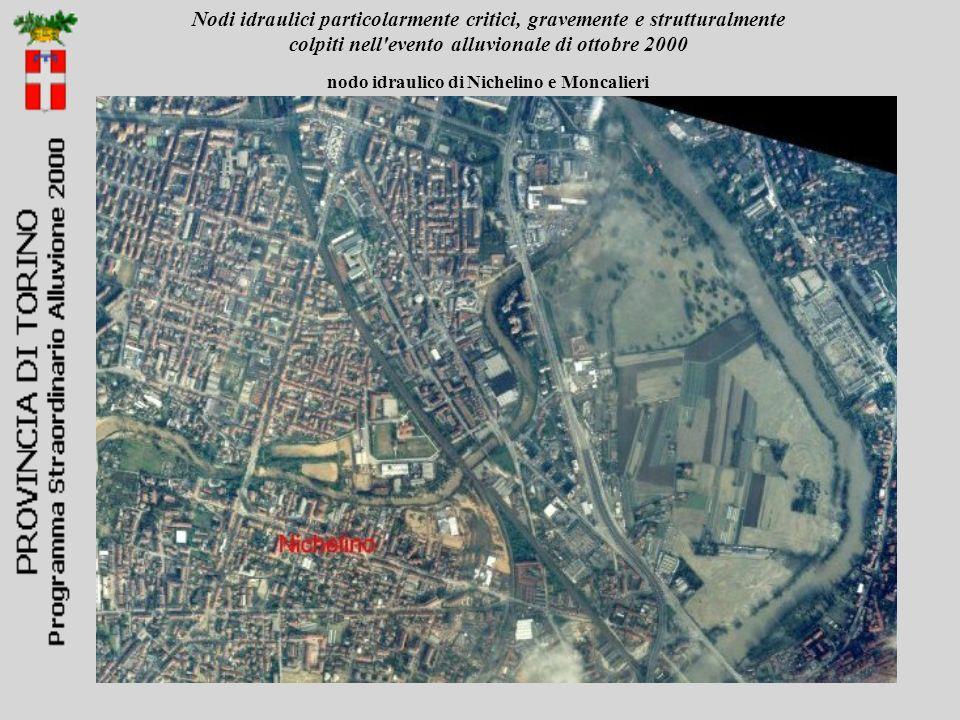 nodo idraulico di Nichelino e Moncalieri