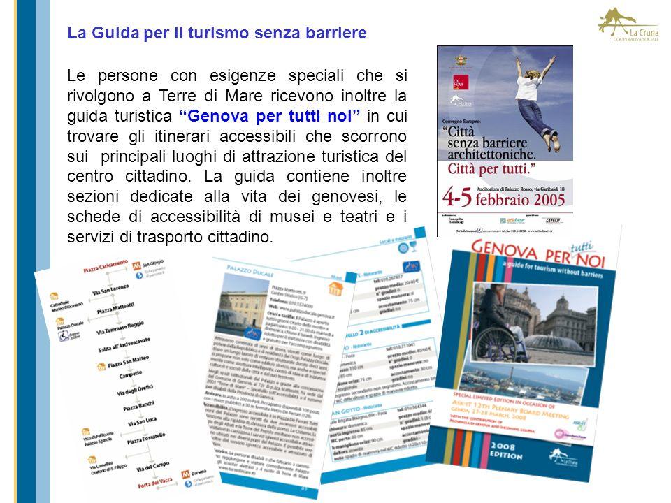 La Guida per il turismo senza barriere