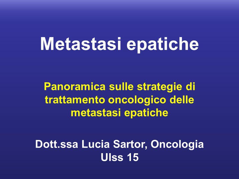 Dott.ssa Lucia Sartor, Oncologia Ulss 15