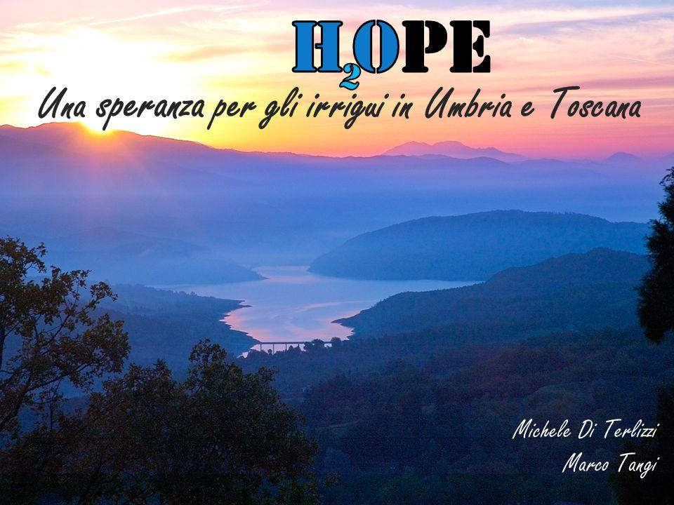 Una speranza per gli irrigui in Umbria e Toscana