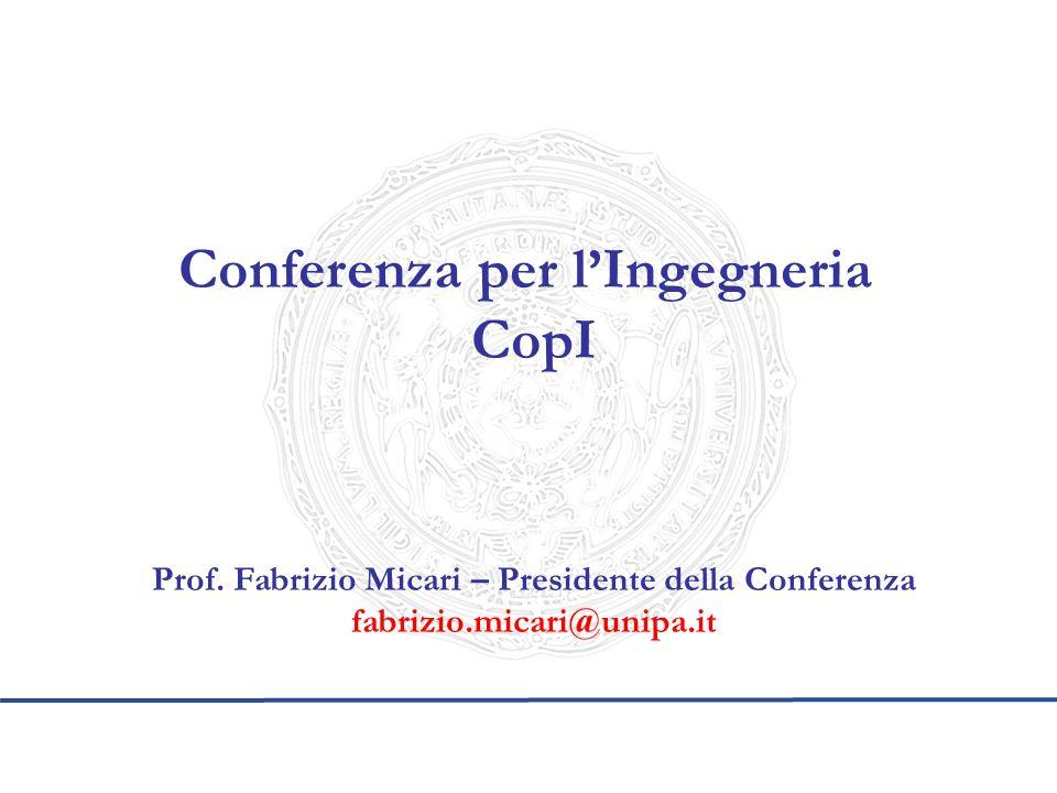 Conferenza per l'Ingegneria CopI