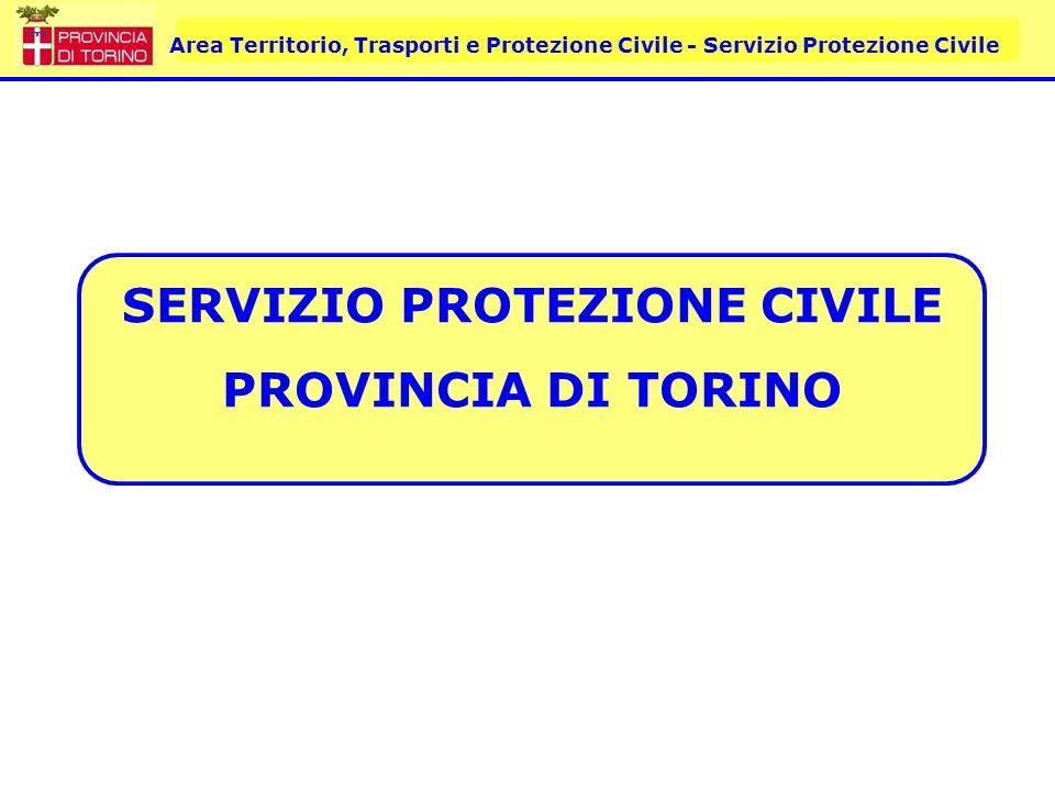 SERVIZIO PROTEZIONE CIVILE