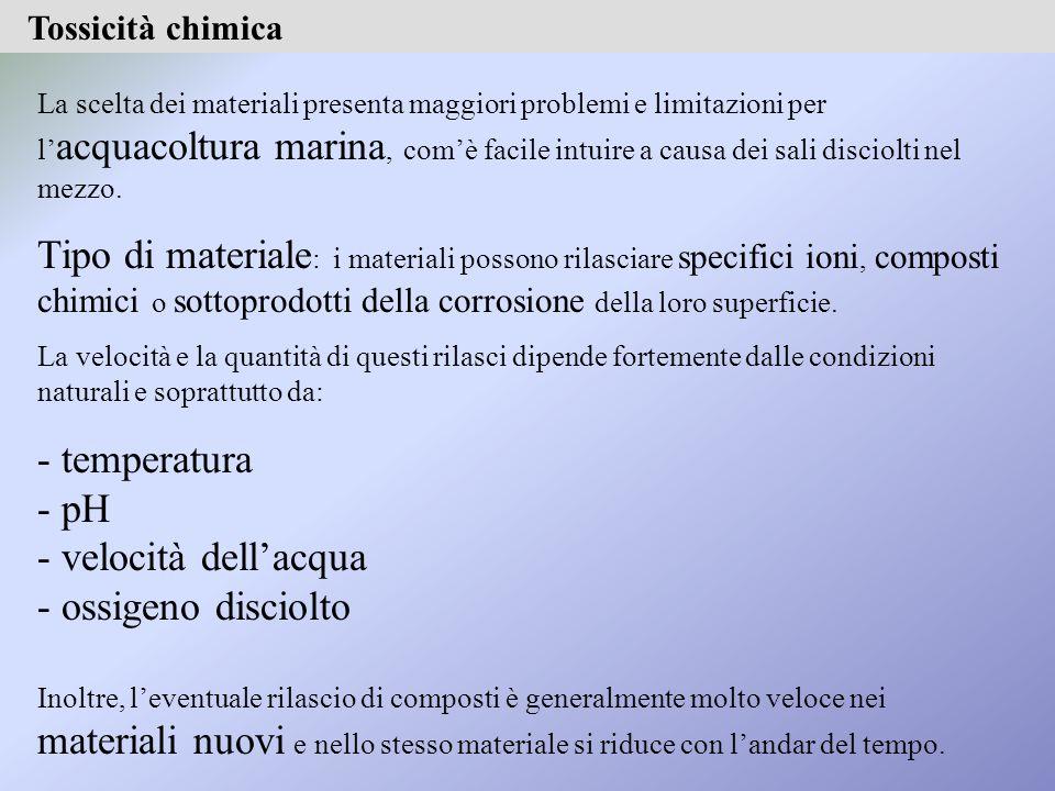Tossicità chimica