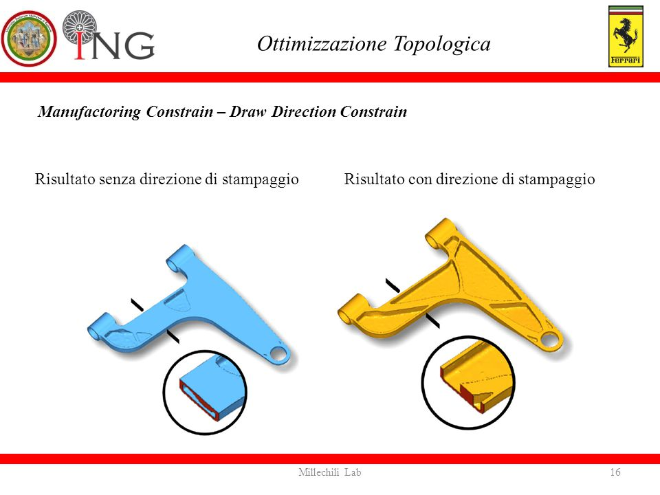 Ottimizzazione Topologica
