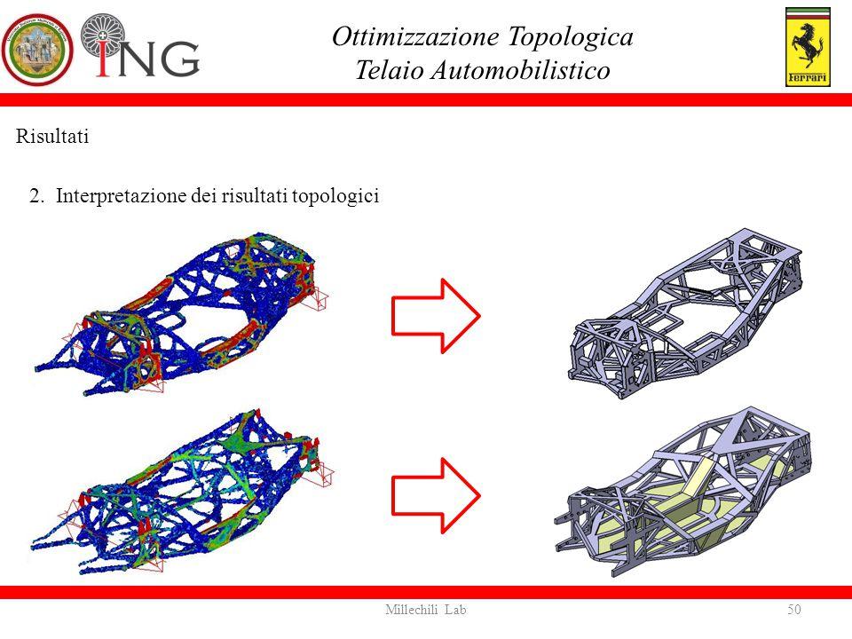 Ottimizzazione Topologica Telaio Automobilistico