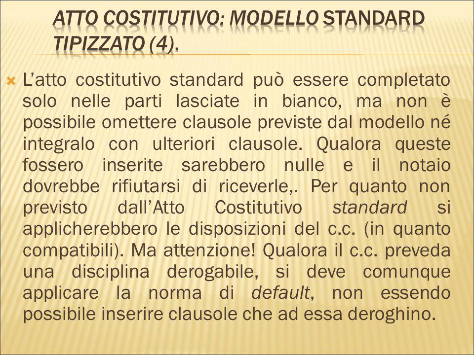 Atto Costitutivo: modello standard tipizzato (4).