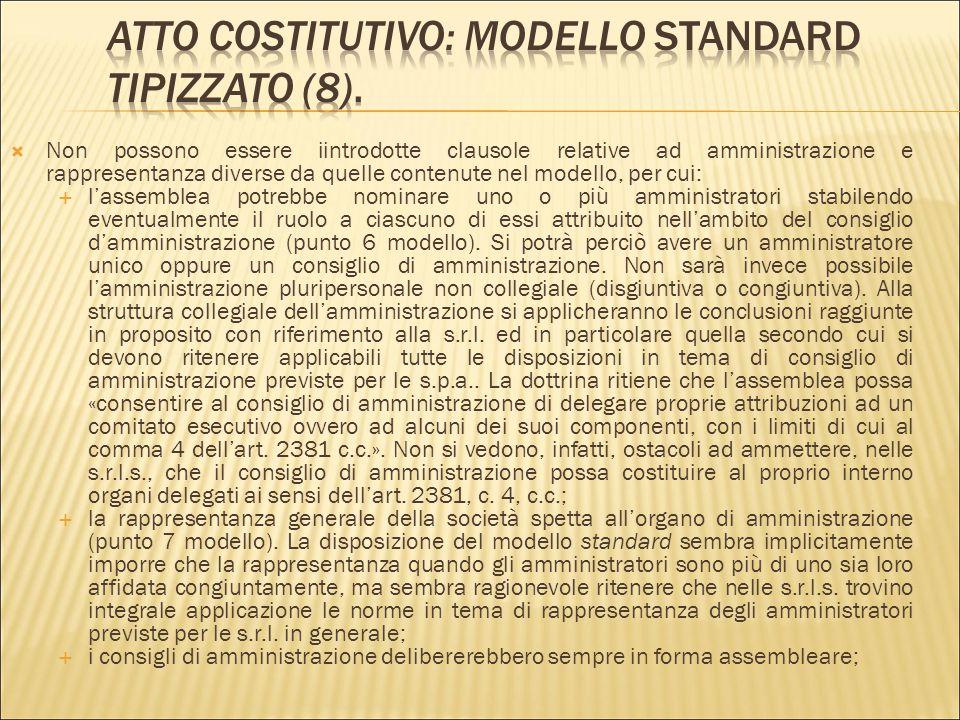 Atto Costitutivo: modello standard tipizzato (8).