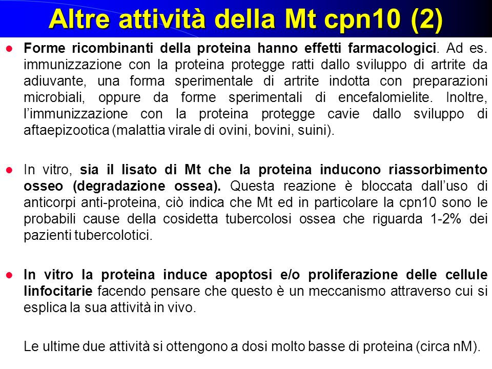 Altre attività della Mt cpn10 (2)