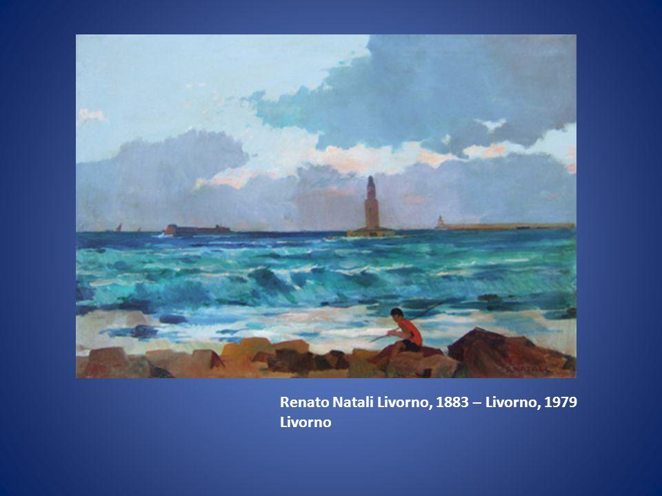 Renato Natali Livorno, 1883 – Livorno, 1979