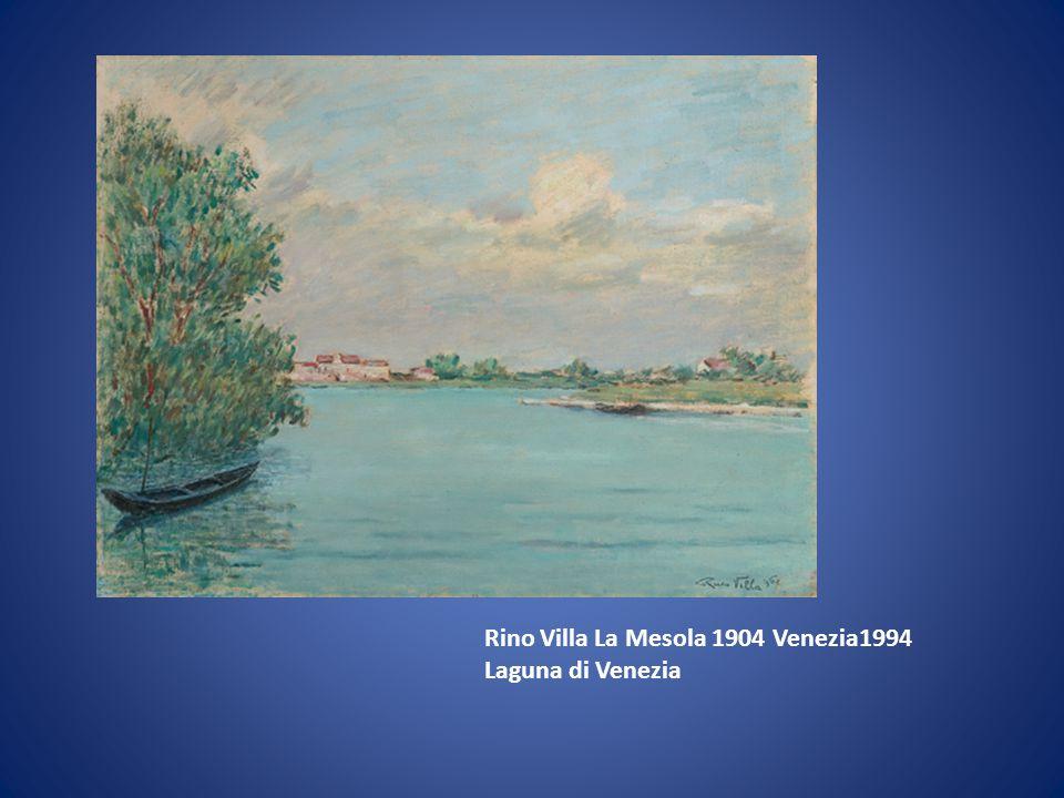 Rino Villa La Mesola 1904 Venezia1994