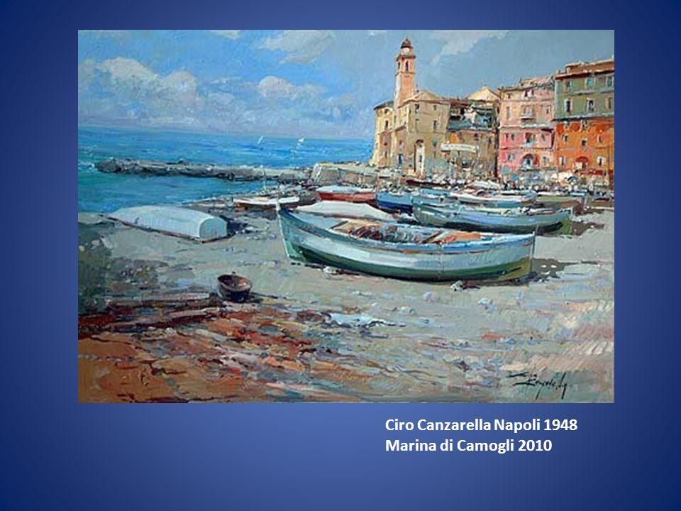 Ciro Canzarella Napoli 1948