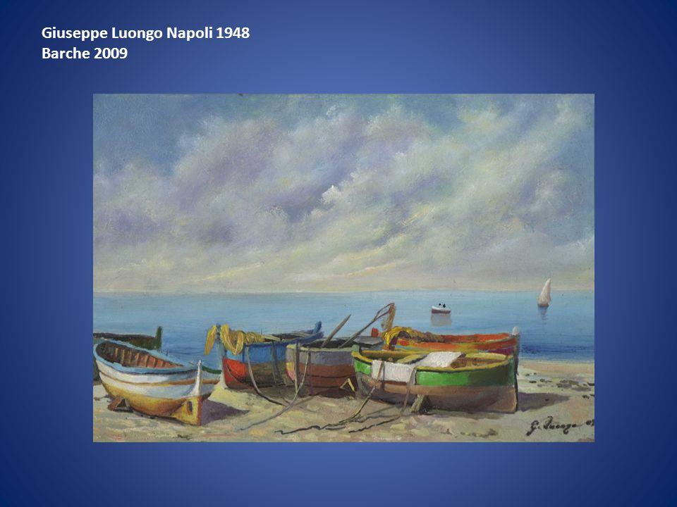 Giuseppe Luongo Napoli 1948