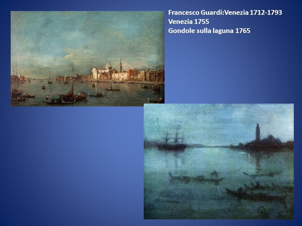 Francesco Guardi:Venezia 1712-1793